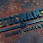 Logo Tecnam Flight Academy 3D