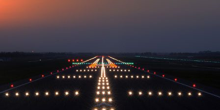 runway-at-night